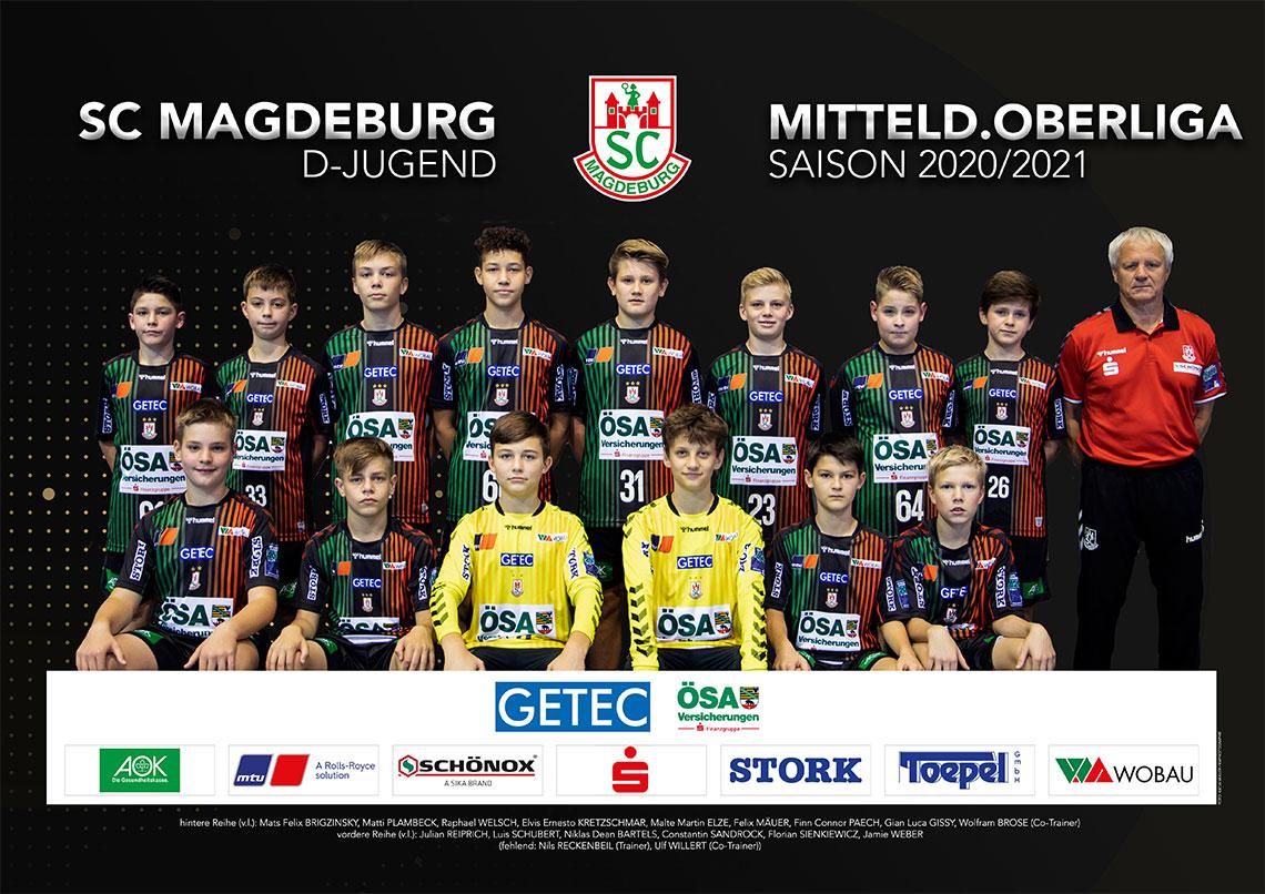 Sc Magdeburg Nachwuchs