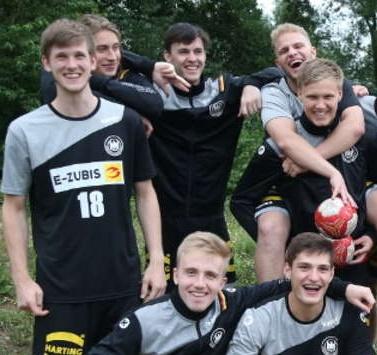SCM Youngsters bei der Nationalmannschaft