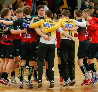 3 Liga Nord Youngsters Sc Magdeburg Handball