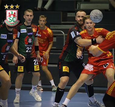 Magdeburg Handball Heute